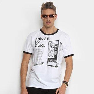Camisetas Coca-Cola com os melhores preços  9e3c5dcc91b56