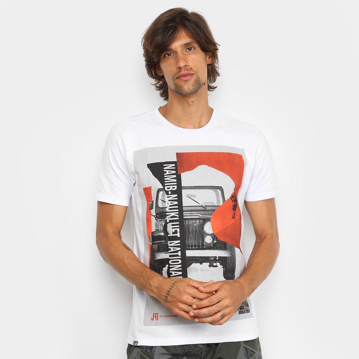 Camiseta JAB National Park Masculina
