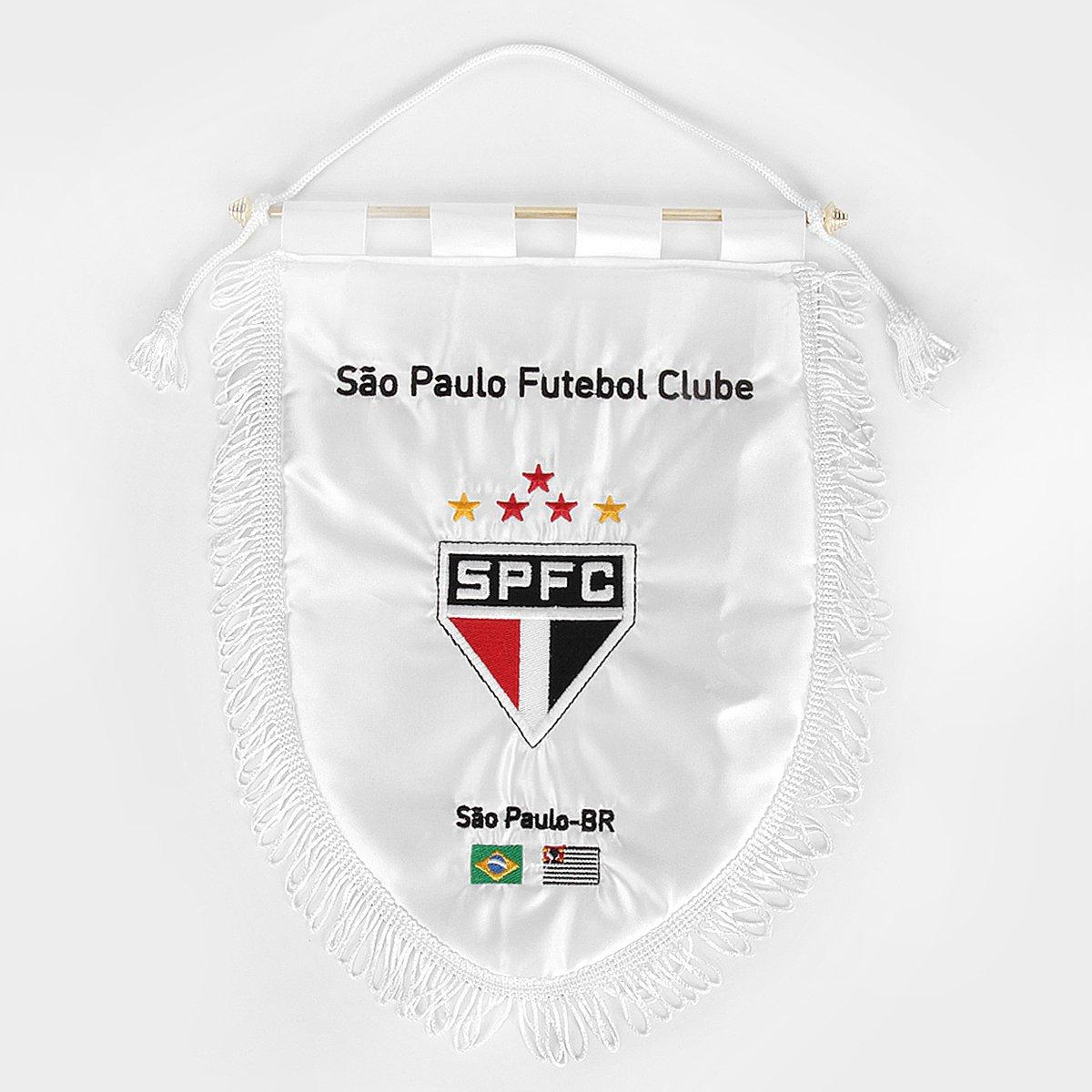 Flâmula Bordada São Paulo