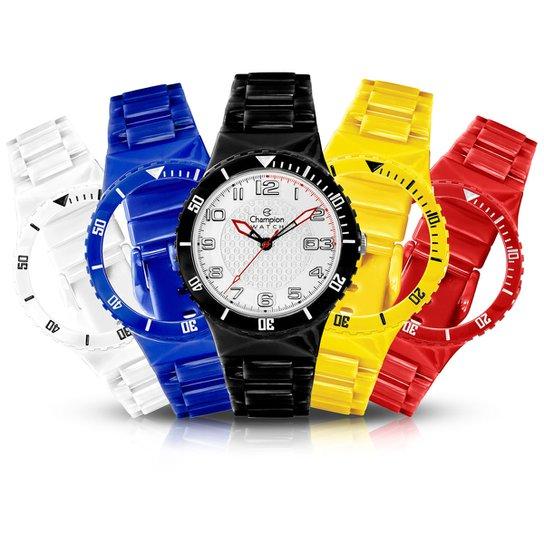 c7328324022 Relógio Champion troca pulseiras - Compre Agora