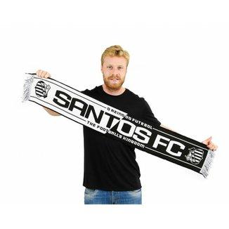 Cachecol Santos FC 04 estações a2bb7279c3655