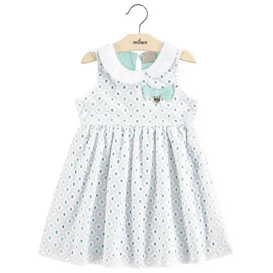 0a72e9ed7 Vestido Infantil Laise com Forro Feminino - Compre Agora