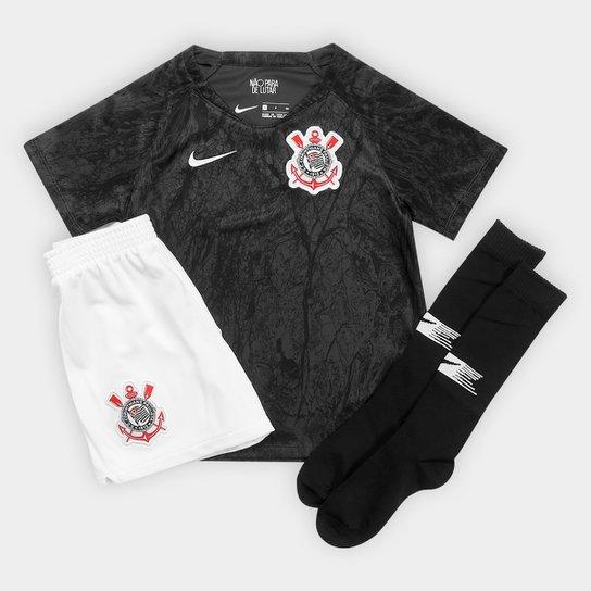 c1aae2d865 ... Kit Corinthians Infantil II 2018 s n° Torcedor Nike - Compre Agora ...  0f760cfe0c0019  Camiseta Nike Corinthians I 2017 ...
