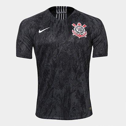Camisa Corinthians II 2018 - Jogador Nike Masculina