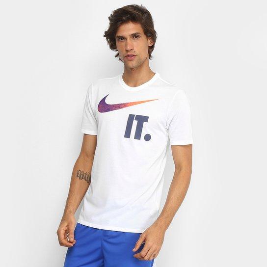 ce6cb6e2f5 Camiseta Nike Dry Check It Masculina - Compre Agora