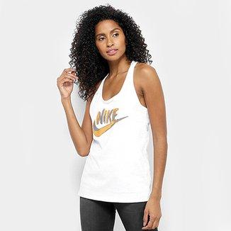 Regata Nike W Nsw Racer Metallic Feminina 383759f9da364