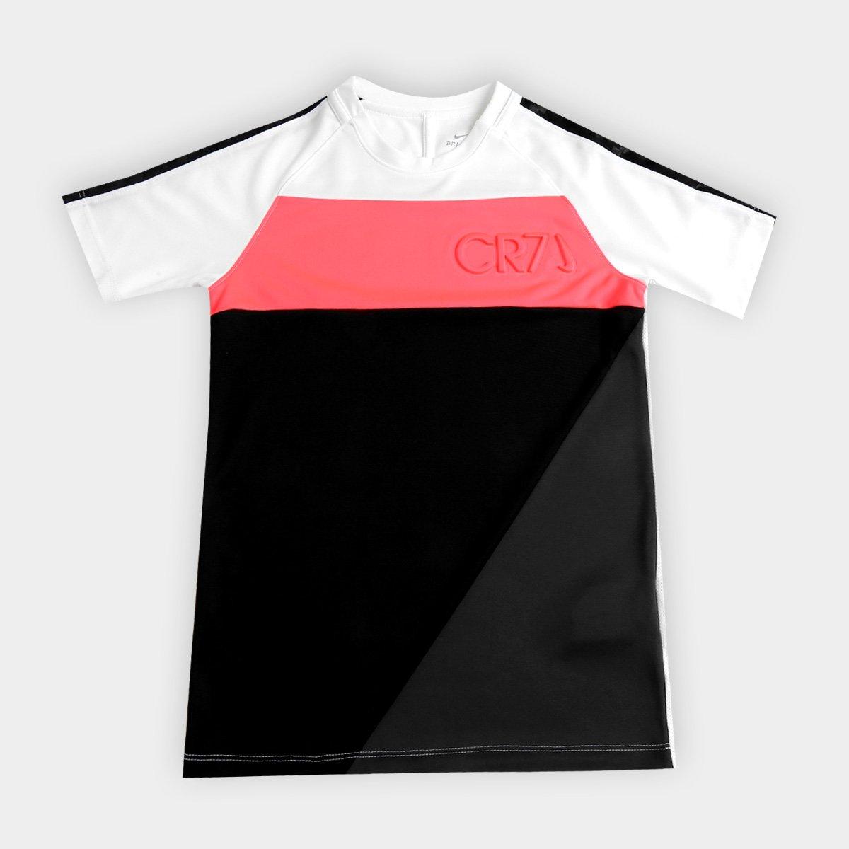 21dfe8ab63190 Camiseta Infantil CR7 Nike Dry Top