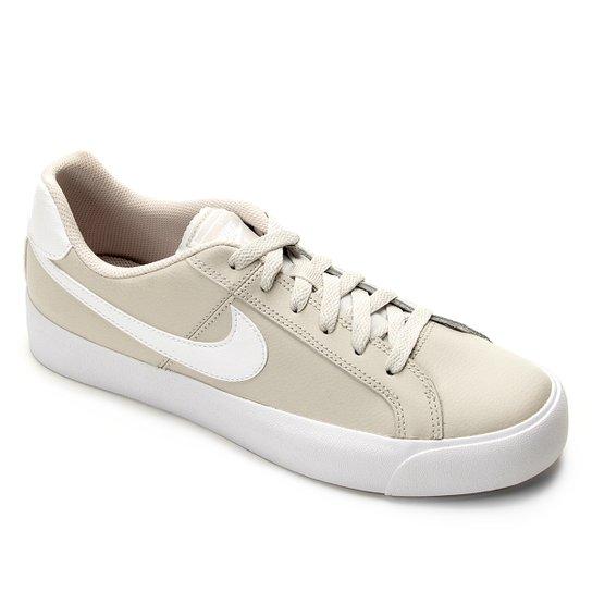 007fb78a1c Tênis Nike Court Royale Ac Masculino - Branco   Netshoes