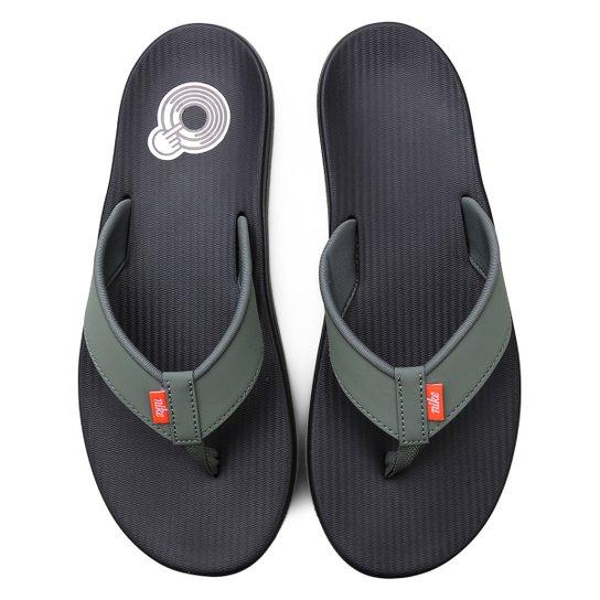 646d2160bd691 Chinelo Nike Kepa Kai Thong Masculino - Preto e verde   Netshoes