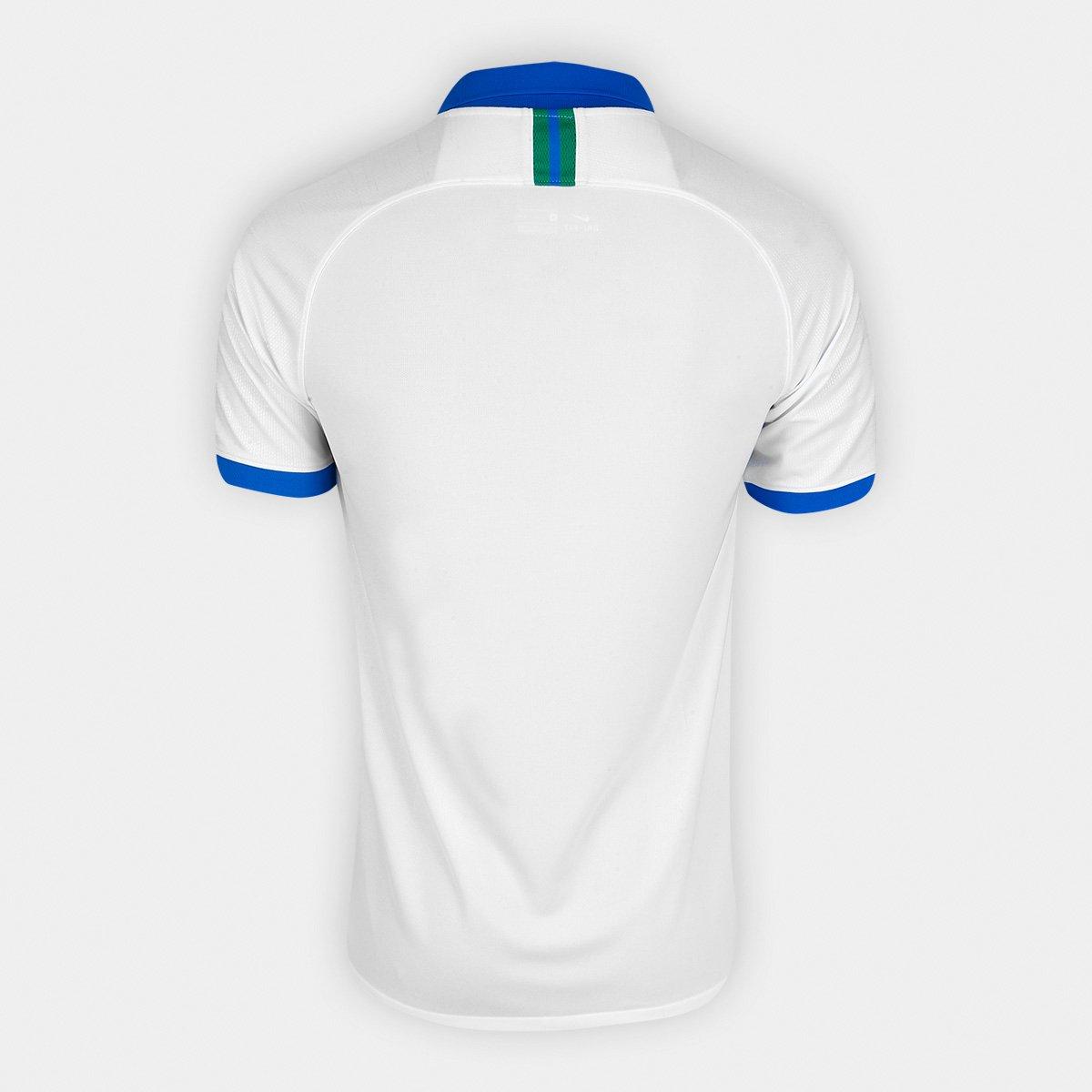 Camisa Seleção Brasil III 19/20 s/nº Torcedor Nike Masculina - Tam: M - 1