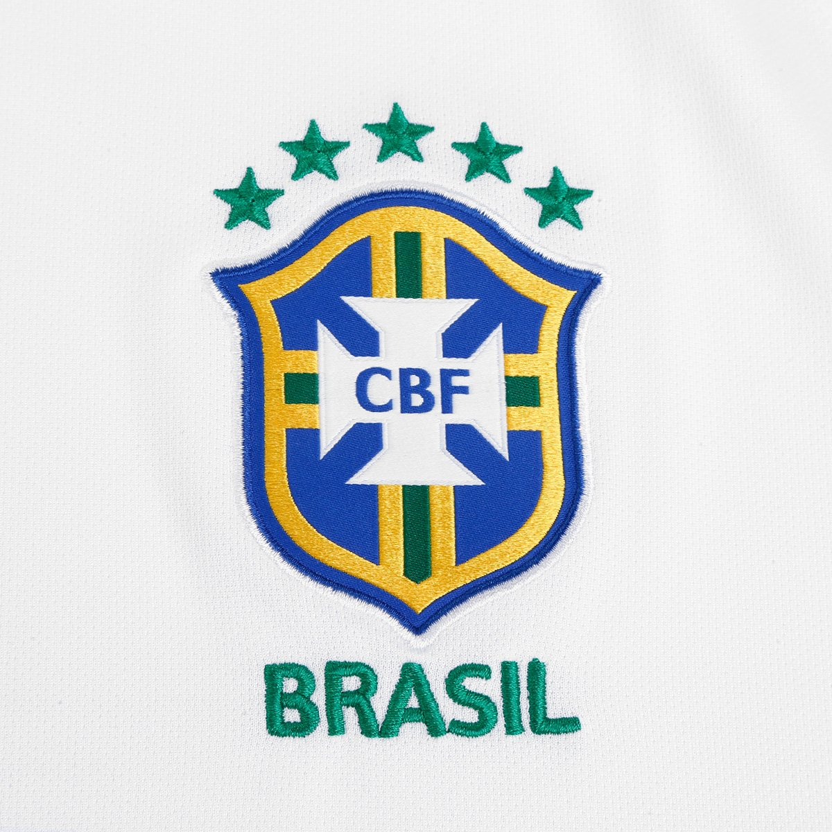 Camisa Seleção Brasil III 19/20 s/nº Torcedor Nike Masculina - Tam: M - 3