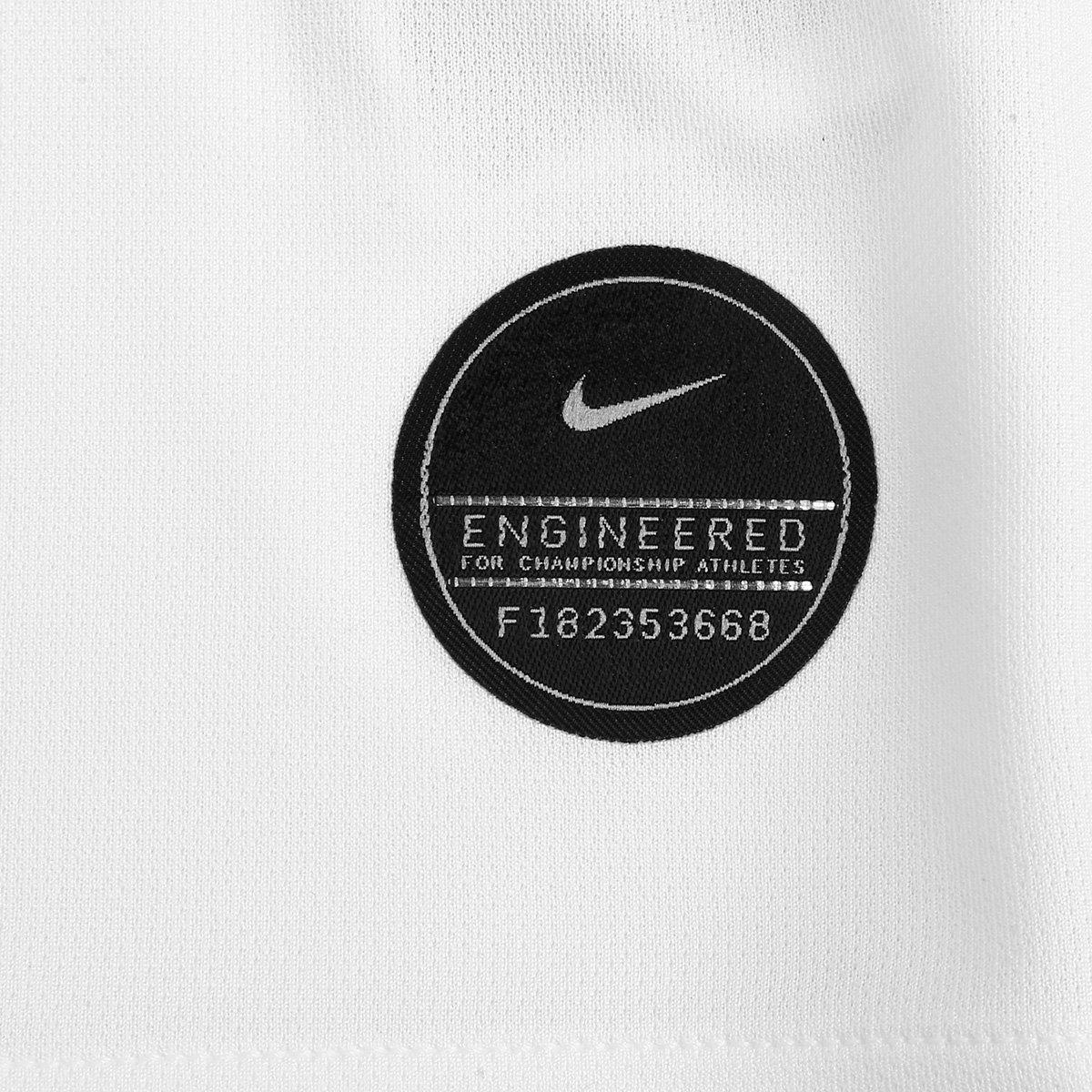 Camisa Seleção Brasil III 19/20 s/nº Torcedor Nike Masculina - Tam: M - 4