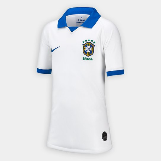 0a0d6e7bd Camisa Seleção Brasileira Infantil III 19 20 s n° - Torcedor Nike ...