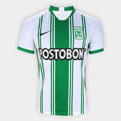 Camisa Atlético Nacional Home 19/20 s/nº Torcedor Nike Masculina