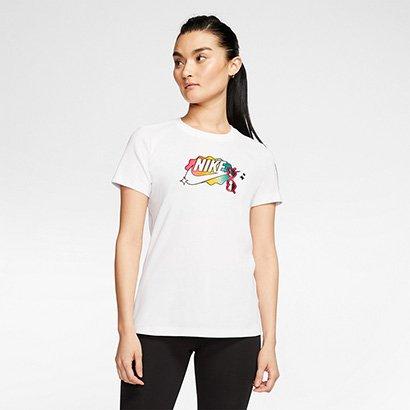 Camiseta Nike Sportwear Summer Fu Feminina