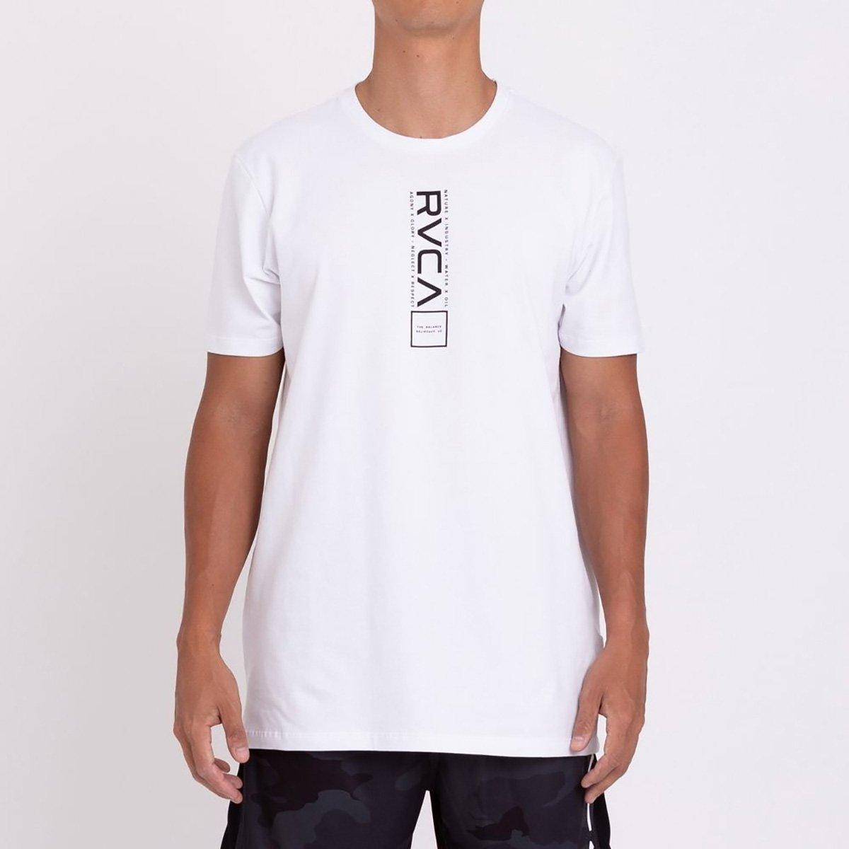 Camiseta RVCA All Out Masculina