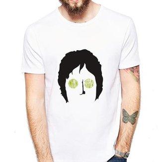 6fc8f2907dd Camiseta Coolest John Lennon Masculina