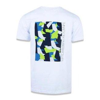a51ba2f6f3 Camiseta Minnesota Timberwolves NBA New Era Masculina