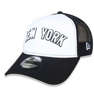Boné New York Yankees 940 Trucker New York - New Era ae0d34b92c9