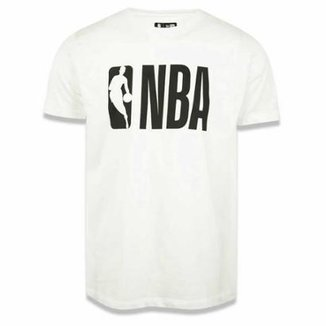 81877158d110c Camiseta Logo Man NBA Off White New Era