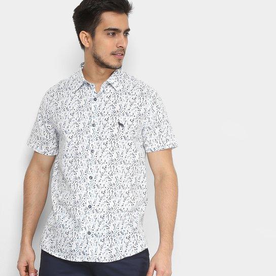 Camisa Acostamento Full Print Manga Curta Masculina - Compre Agora ... 2b3af65f880f3