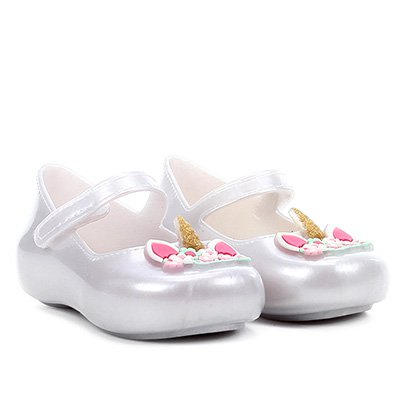 Sapatilha Infantil Grendene Kids Barbie Rainbow Baby Feminina