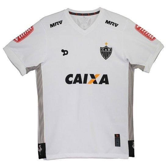 9c98cbec4 Camisa Dryworld Atlético Mineiro II 2016 Infantil - Compre Agora ...