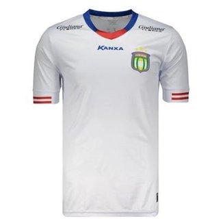 13611b9f75 Camisa Kanxa São Caetano II 2018 Masculina