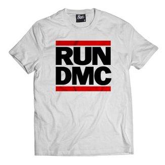 0a6810033 Camiseta Skull Clothing Run Dmc Masculina