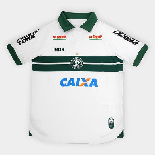 8f7b2ff41b Camisa Coritiba I 2018 s n° C Patrocínio - Jogador 1909 Juvenil ...