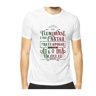 Camiseta Sou Fluminense Masculina 61f29a4fb8dd3