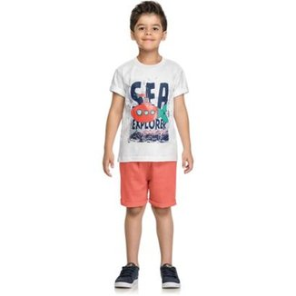 Conjunto Infantil Mineral Kids Masculino a58c74c6fce