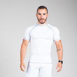 00104d0bbd Camiseta de Compressão Surty Training Outbreak Masculina