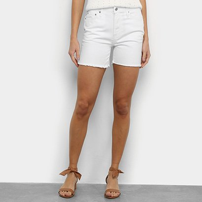 Short Jeans GAP Cintura Média Feminino