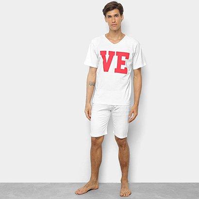 Pijama Be Cciolo Love Masculino