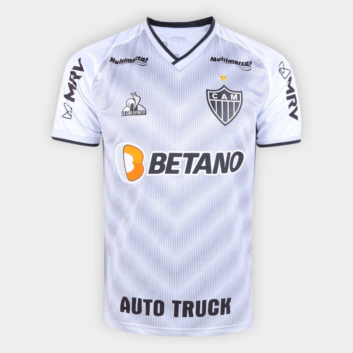 Camisa de Goleiro Atlético Mineiro III 21/22 s/n° Torcedor Le Coq Masculina