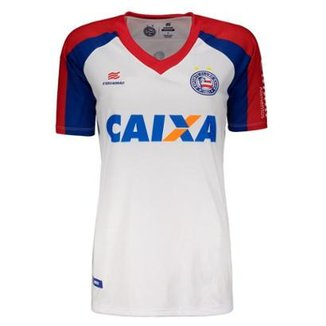 Camisa Esquadrão Bahia I 2018 Torcedor Feminina 7b7ee71bfed9f