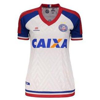 7734b683acb3b Camisa Esquadrão Bahia I 2018 Feminina