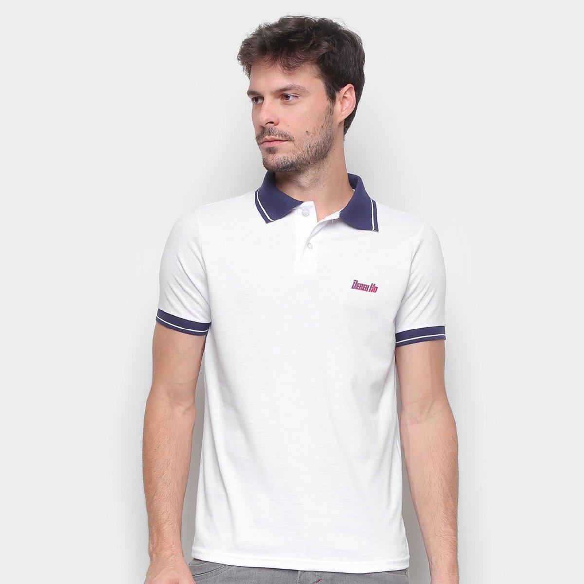 Camisa Polo Derek Ho Assinatura Masculina