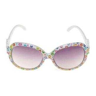 6d850fb872170 Óculos de Sol Khatto Infantil Romantic Feminino