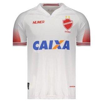 bd384e3d75395 Camisa Numer Vila Nova II 2018 Masculina