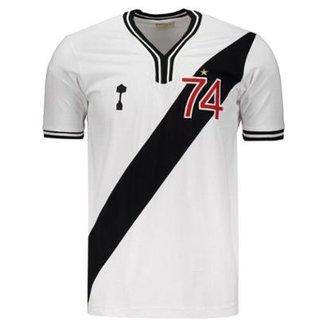 4554d0445fb64 Camisa Retrômania Vasco da Gama 1974