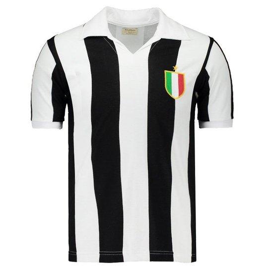 Camisa Retrômania Juventus Masculina - Branco - Compre Agora  35ac90bc251ba