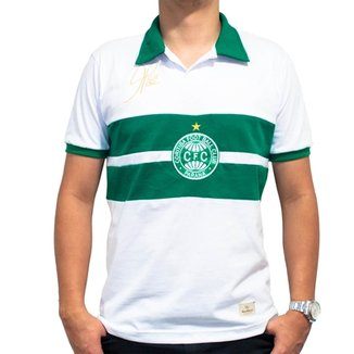 Camisa Retrô Mania Coritiba 1995 - Alex Masculina ccdef40497155