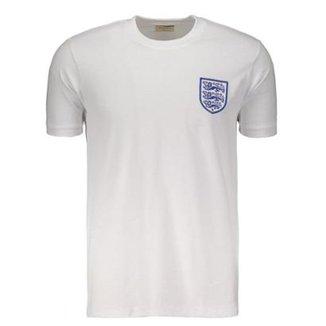 211d86d3f6fe1 Camisa Inglaterra Retrô I 1966 Masculina