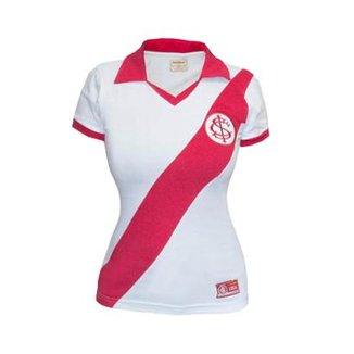 Camisa Retrô Mania Internacional 1954 Feminina a61a6bcebed