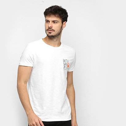 Camiseta Osklen Switch Masculina