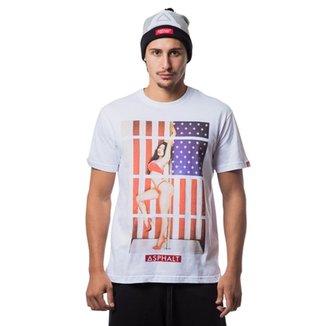 Camiseta Asphalt Ayc Xnick Ixny e63a6d871c0ba