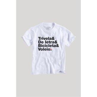 Camiseta Infantil Chutes Reserva Mini Masculina 1ffa86cdfbb