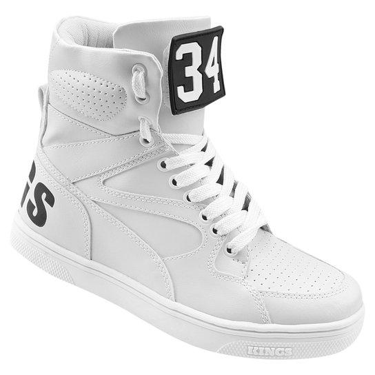 cc2b3fdaf2857 Tênis Kings Sneakers Nº 02 High - Compre Agora